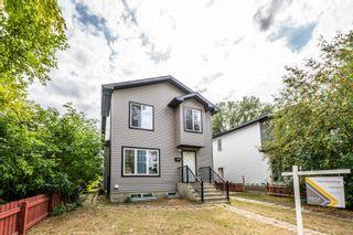 Main Photo: 10811 66 Avenue in Edmonton: Zone 15 House Half Duplex for sale : MLS®# E4259429