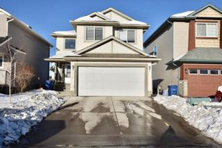 Photo 1: 784 LUXSTONE Landing SW: Airdrie House for sale : MLS®# C4160594
