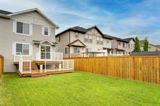 Photo 25: 158 Canals Circle SW: Airdrie Semi Detached for sale : MLS®# A1119456
