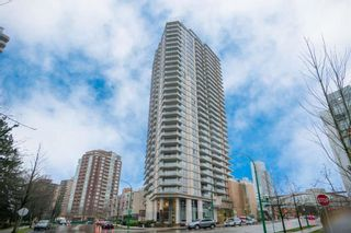 """Photo 1: 2908 4808 HAZEL Street in Burnaby: Forest Glen BS Condo for sale in """"Centrepoint"""" (Burnaby South)  : MLS®# R2329613"""