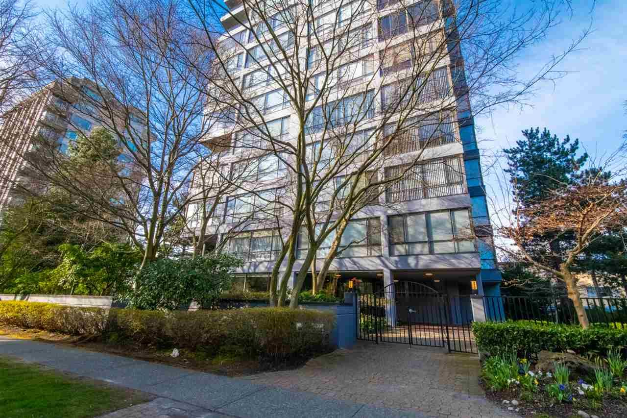 Main Photo: 1102 2115 W 40TH AVENUE in Vancouver: Kerrisdale Condo for sale (Vancouver West)  : MLS®# R2445012