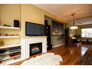 """Photo 3: 752 ORWELL Street in North Vancouver: Lynnmour Townhouse for sale in """"WEDGEWOOD"""" : MLS®# V1016804"""