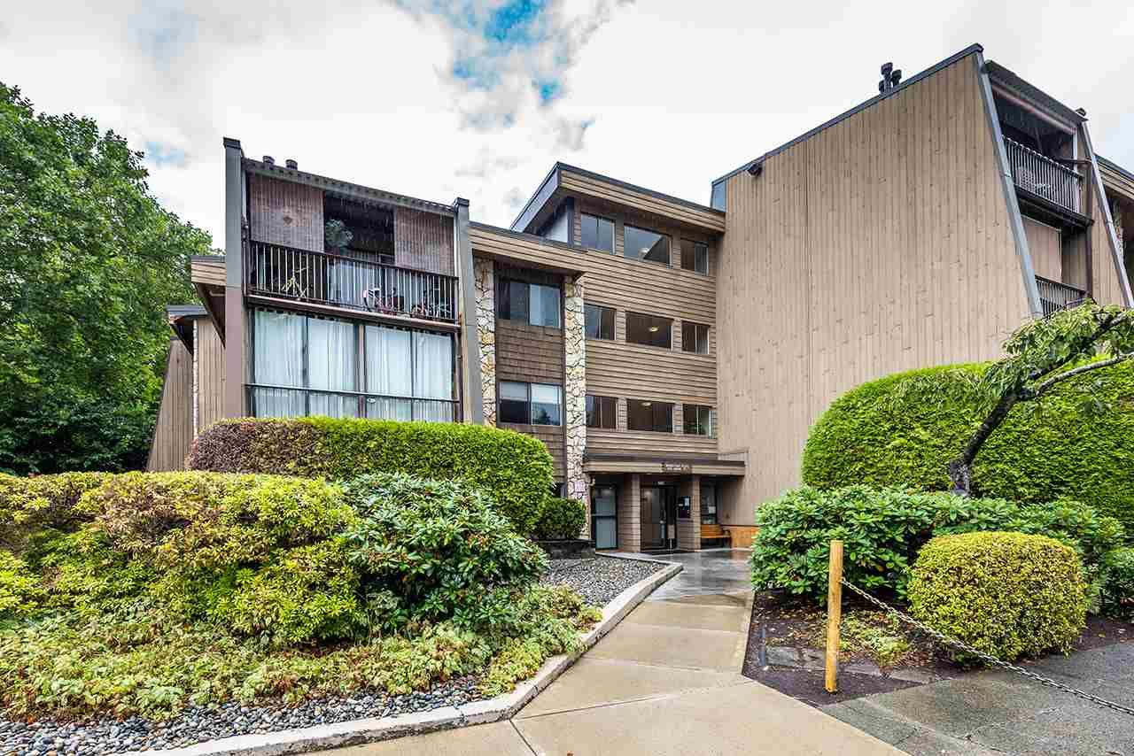 Main Photo: 226 9101 HORNE STREET in Burnaby: Government Road Condo for sale (Burnaby North)  : MLS®# R2490129