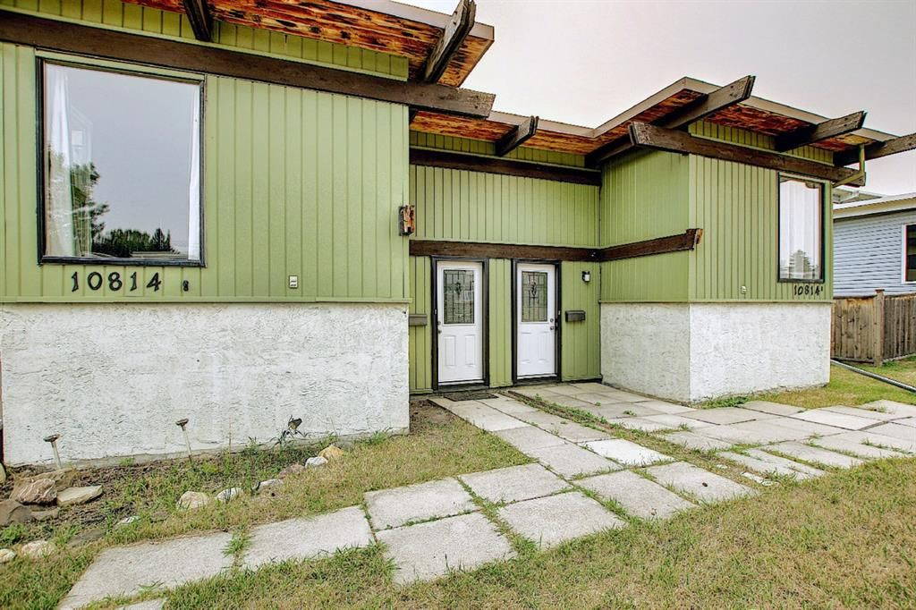 Main Photo: 10814 5 Street SW in Calgary: Southwood Duplex for sale : MLS®# A1136594
