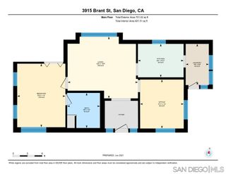 Photo 19: House for sale : 1 bedrooms : 3915 Brant St in San Diego