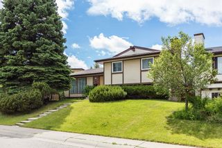 Photo 2: 447 CEDARPARK Drive SW in Calgary: Cedarbrae Detached for sale : MLS®# A1009666