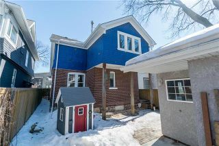 Photo 19: 208 LIPTON Street in Winnipeg: Wolseley Residential for sale (5B)  : MLS®# 1905813