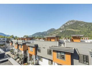 """Photo 28: 52 39769 GOVERNMENT Road in Squamish: Northyards Townhouse for sale in """"BREEZE"""" : MLS®# R2583791"""