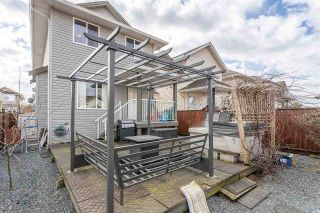 "Photo 35: 34637 7 Avenue in Abbotsford: Poplar House for sale in ""Huntingdon Village"" : MLS®# R2538064"
