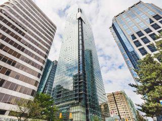 """Photo 1: 2504 1111 ALBERNI Street in Vancouver: West End VW Condo for sale in """"Shangri-La"""" (Vancouver West)  : MLS®# R2602921"""