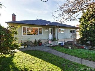 Photo 1: 1055 Nicholson St in VICTORIA: SE Lake Hill House for sale (Saanich East)  : MLS®# 721452
