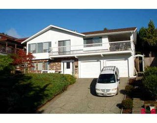 Photo 1: 35221 ROCKWELL Drive in Abbotsford: Abbotsford East House for sale : MLS®# F2726044