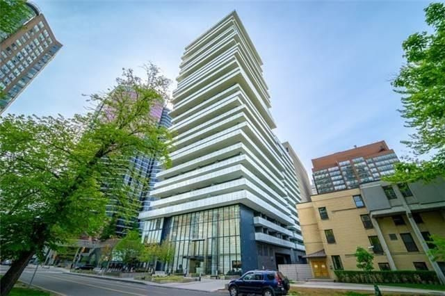 Main Photo: 207 57 St Joseph Street in Toronto: Bay Street Corridor Condo for lease (Toronto C01)  : MLS®# C4640308