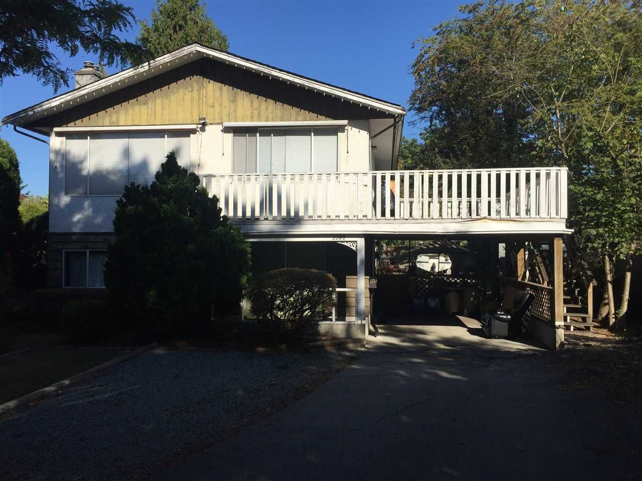 Main Photo: 5500 199A Street in Langley: Langley City House for sale : MLS®# R2211470