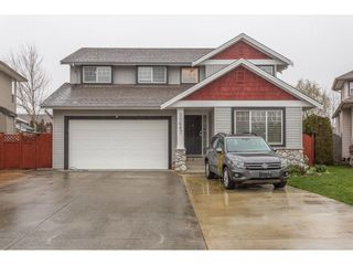 Photo 1: 30667 STEELHEAD Court in Abbotsford: Abbotsford West House for sale : MLS®# R2423053