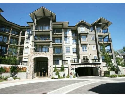 """Main Photo: 213 2969 WHISPER WY in Coquitlam: Westwood Plateau Condo for sale in """"SUMMERLIN"""" : MLS®# V606530"""