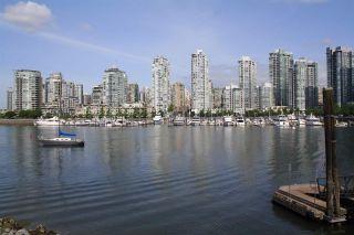 "Photo 16: 509 1633 ONTARIO Street in Vancouver: False Creek Condo for sale in ""KAYAK"" (Vancouver West)  : MLS®# R2158805"