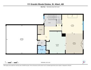 Photo 42: 111 GRANDIN Woods Estates: St. Albert Townhouse for sale : MLS®# E4266158