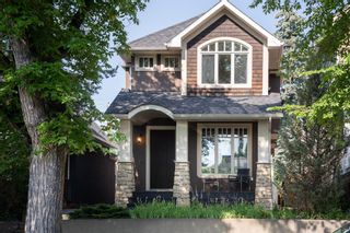 Main Photo: 419 15 Street NW in Calgary: Hillhurst Detached for sale : MLS®# A1127757