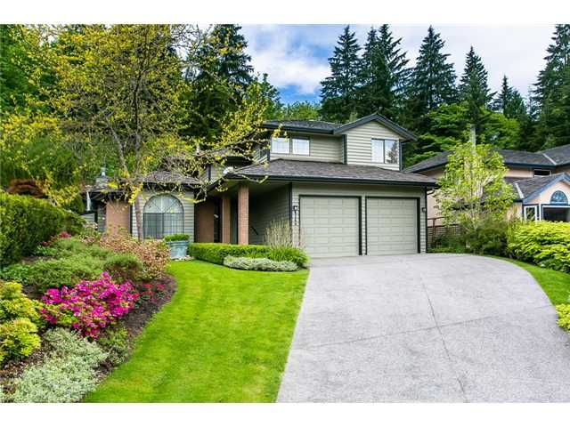 Main Photo: 4146 BEAUFORT Place in North Vancouver: Indian River House for sale : MLS®# V1066540
