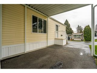 """Photo 27: 186 7790 KING GEORGE Boulevard in Surrey: East Newton Manufactured Home for sale in """"Crispen Bays"""" : MLS®# R2560382"""