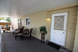 Photo 2: CARLSBAD WEST Mobile Home for sale : 2 bedrooms : 7269 San Luis #244 in Carlsbad