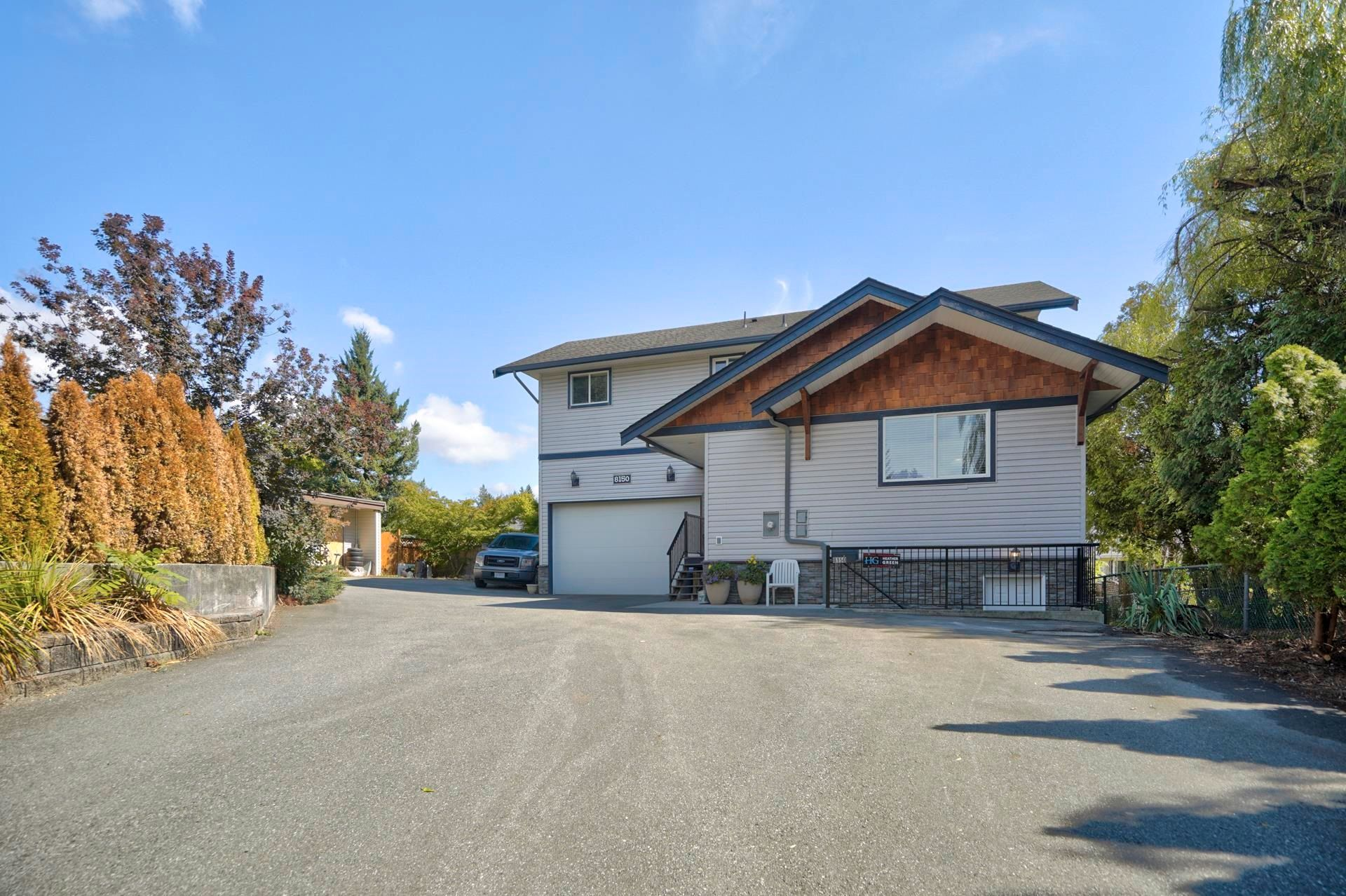 Main Photo: 8150 BROWN Crescent in Mission: Mission BC House for sale : MLS®# R2612904