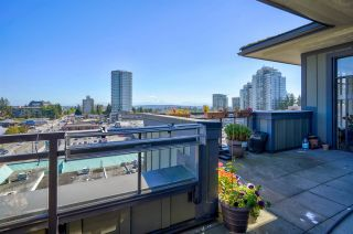 """Photo 5: 801 1581 FOSTER Street: White Rock Condo for sale in """"Sussex House"""" (South Surrey White Rock)  : MLS®# R2534984"""