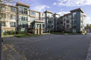 """Photo 1: 404 33485 SOUTH FRASER Way in Abbotsford: Central Abbotsford Condo for sale in """"CITADEL RIDGE"""" : MLS®# R2320305"""