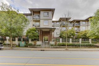 """Photo 1: 208 2346 MCALLISTER Avenue in Port Coquitlam: Central Pt Coquitlam Condo for sale in """"THE MAPLES AT CREEKSIDE"""" : MLS®# R2508400"""