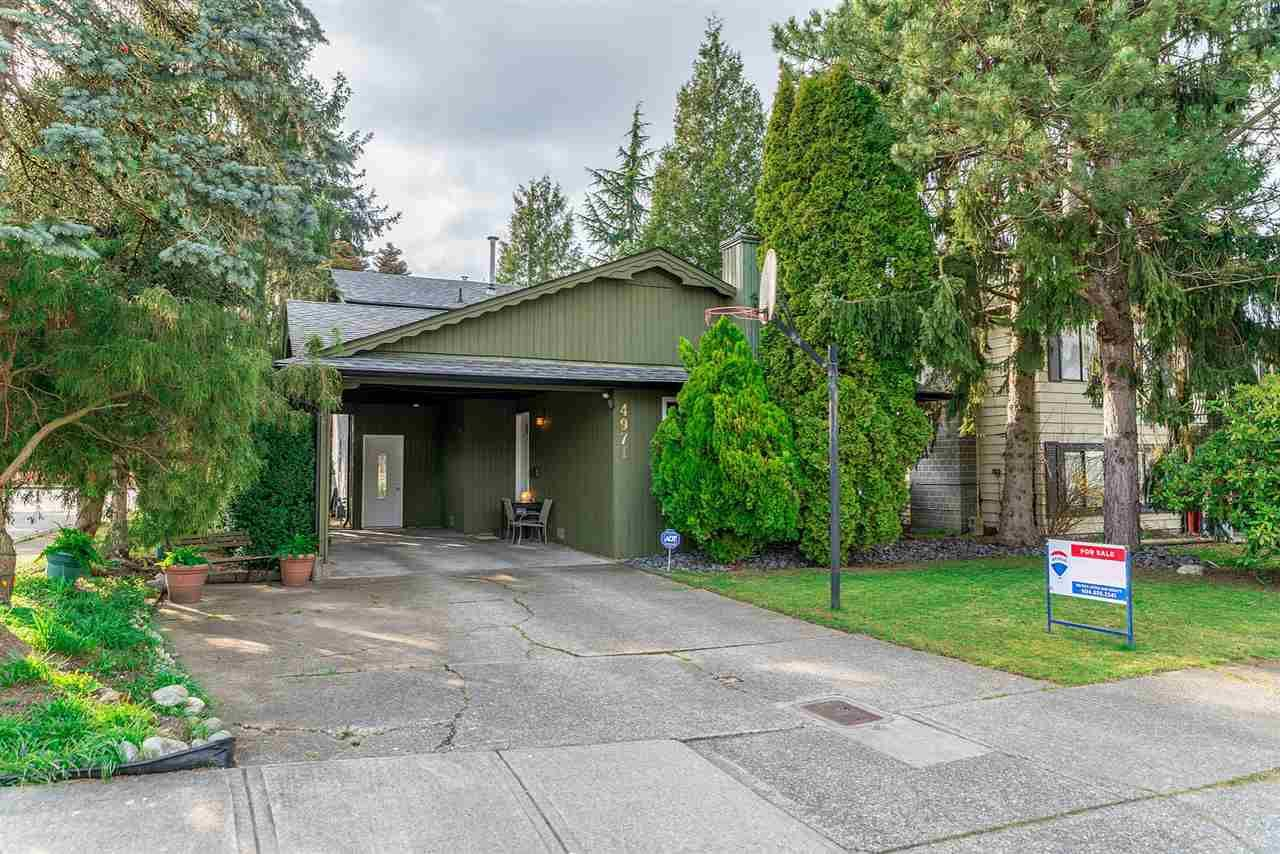 """Main Photo: 4971 208A Street in Langley: Langley City House for sale in """"Newlands"""" : MLS®# R2320480"""
