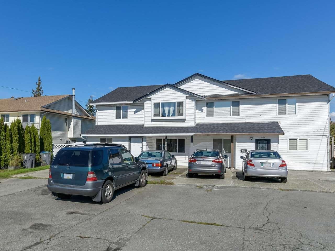 Main Photo: 12139 98 Avenue in Surrey: Cedar Hills 1/2 Duplex for sale (North Surrey)  : MLS®# R2313874