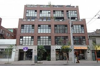 Photo 1: 408 261 E King Street in Toronto: Moss Park Condo for lease (Toronto C08)  : MLS®# C4889471