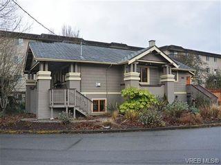 Photo 1: 1743 Pembroke St in VICTORIA: Vi Fernwood House for sale (Victoria)  : MLS®# 718792
