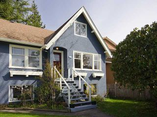 """Photo 1: 3835 W 24TH Avenue in Vancouver: Dunbar House for sale in """"DUNBAR"""" (Vancouver West)  : MLS®# V884363"""