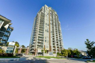 "Photo 1: 1209 271 FRANCIS Way in New Westminster: Fraserview NW Condo for sale in ""PARKSIDE"" : MLS®# R2541704"