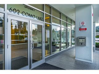 "Photo 3: 2109 602 COMO LAKE Avenue in Coquitlam: Coquitlam West Condo for sale in ""UPTOWN"" : MLS®# R2558295"