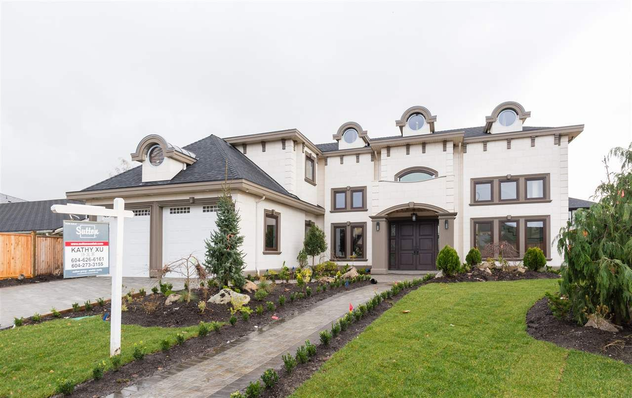 Main Photo: 7900 GOLDSTREAM Place in Richmond: Broadmoor House for sale : MLS®# R2018208