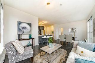 """Photo 2: 311 15138 34 Avenue in Surrey: Morgan Creek Condo for sale in """"Prescott Commons/Harvard Gardens"""" (South Surrey White Rock)  : MLS®# R2557717"""