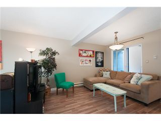 Photo 4: 1369 W 8TH Avenue in Vancouver: Fairview VW Townhouse  (Vancouver West)  : MLS®# V1113609