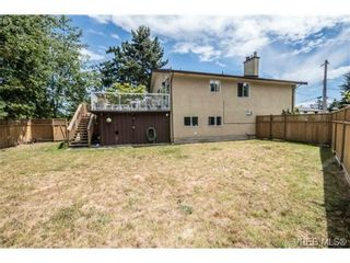 Photo 13: 2272 Gail Pl in SIDNEY: Si Sidney South-East House for sale (Sidney)  : MLS®# 734823
