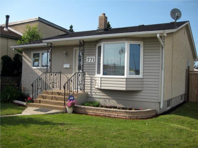 Main Photo: 771 NAIRN Avenue in WINNIPEG: East Kildonan Residential for sale (North East Winnipeg)  : MLS®# 1012497