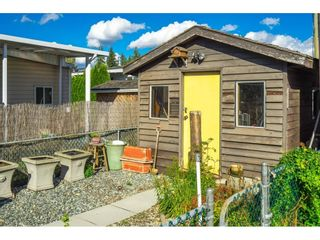 """Photo 25: 157 27111 0 Avenue in Langley: Aldergrove Langley Manufactured Home for sale in """"Pioneer Park"""" : MLS®# R2616701"""