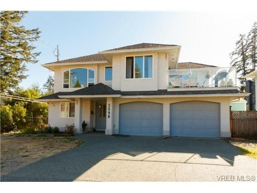 Main Photo: 2598 Buckler Ave in VICTORIA: La Florence Lake House for sale (Langford)  : MLS®# 741295