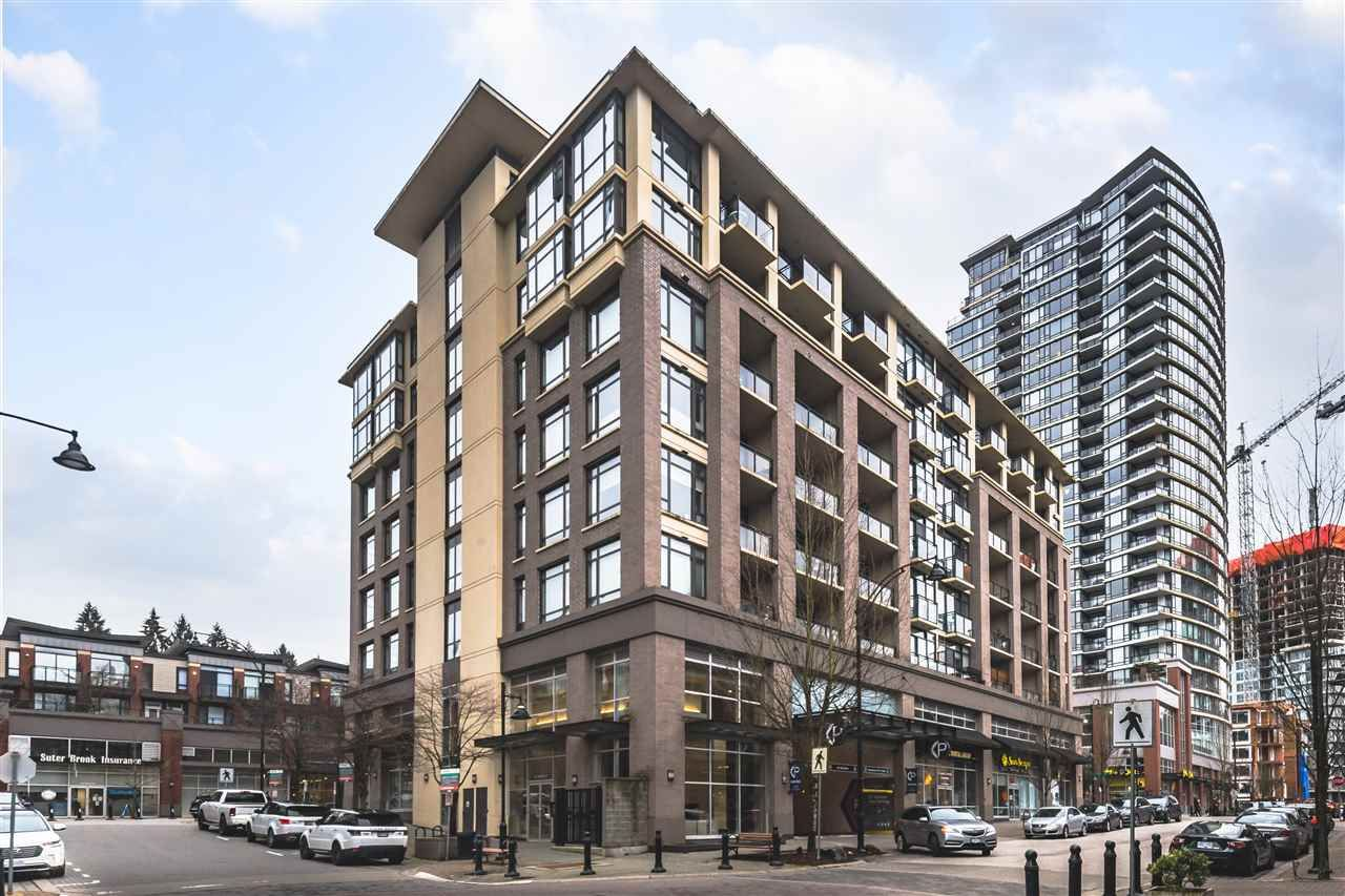 """Main Photo: 509 121 BREW Street in Port Moody: Port Moody Centre Condo for sale in """"Room"""" : MLS®# R2541398"""