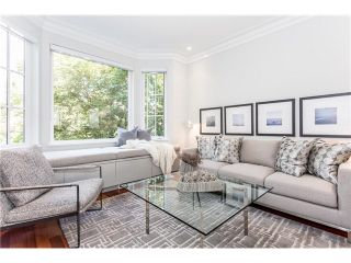 """Photo 2: 910 W 13TH Avenue in Vancouver: Fairview VW Townhouse for sale in """"THE BROWNSTONE"""" (Vancouver West)  : MLS®# V1140268"""