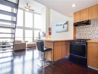 """Photo 7: PH3 933 SEYMOUR Street in Vancouver: Downtown VW Condo for sale in """"THE SPOT"""" (Vancouver West)  : MLS®# V1094972"""