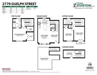 """Photo 21: 2779 GUELPH Street in Vancouver: Mount Pleasant VE Townhouse for sale in """"The Block"""" (Vancouver East)  : MLS®# R2579018"""