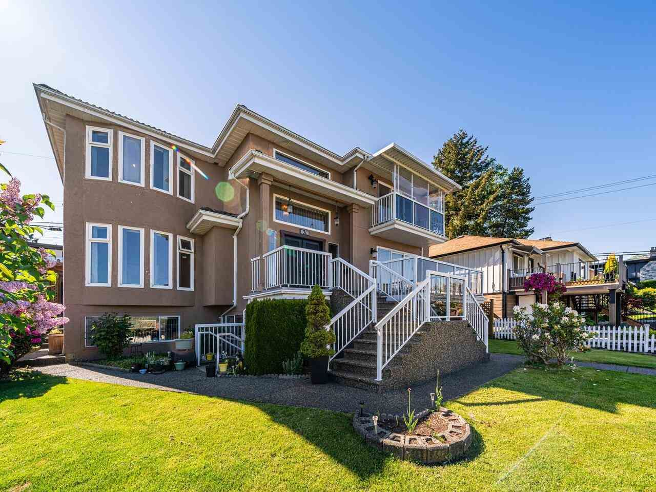 Main Photo: 31 SEA Avenue in Burnaby: Capitol Hill BN House for sale (Burnaby North)  : MLS®# R2581598
