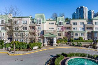 """Photo 3: 428 2980 PRINCESS Crescent in Coquitlam: Canyon Springs Condo for sale in """"Montclaire"""" : MLS®# R2565811"""